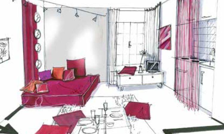 Aménager et décorer son studio – Une maison à rénover