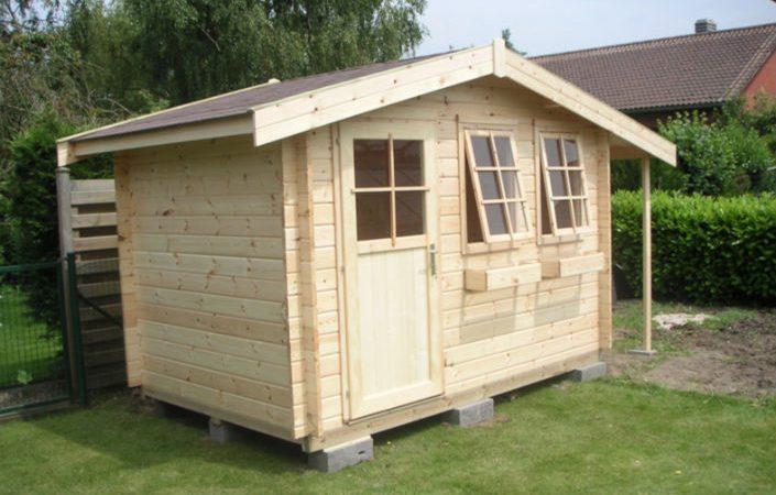 comment construire un abri de jardin en bois une maison r nover. Black Bedroom Furniture Sets. Home Design Ideas